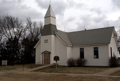 Emmanuel United Methodist Church - southwest Wabaunsee County