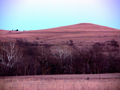 Hills near Lake Wabaunsee