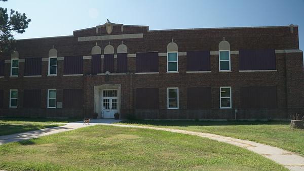 Norcatur high school building