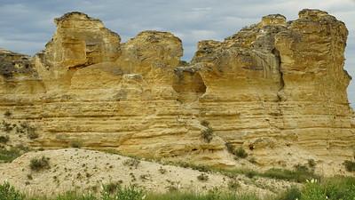 Castle Rock badlands
