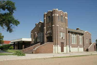 Methodist church in Winona