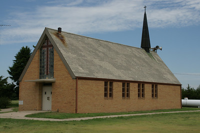 Lutheran church in Page City