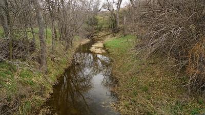 Sappa Creek - northwest Norton County