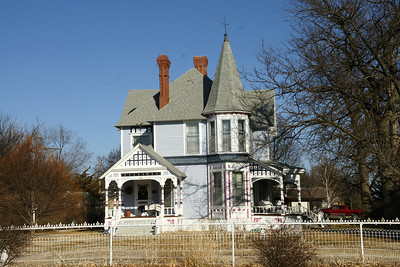 Historic Barbeau house in Lenora