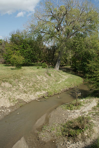 Bow Creek - northwest Rooks County