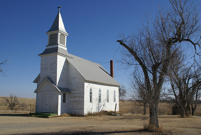 Former church in Studley
