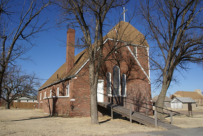 Methodist Church in Selden