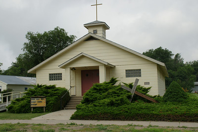 Baptist Church in Weskan