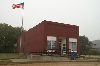 Post Office at Olmitz