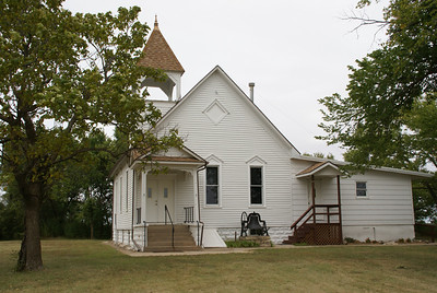 Prairie View Methodist Church - Northern Cowley County