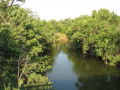 Doyle Creek near US50