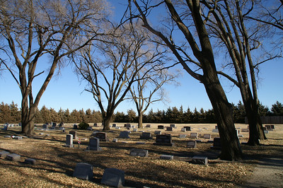 Lone Tree Cemetery on 23rd Ave near Comanche Rd