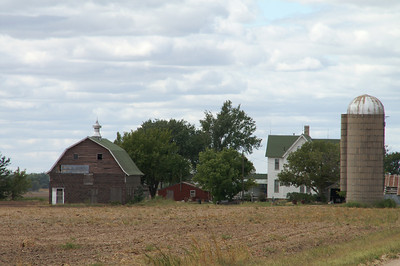 Farmstead near Raymond