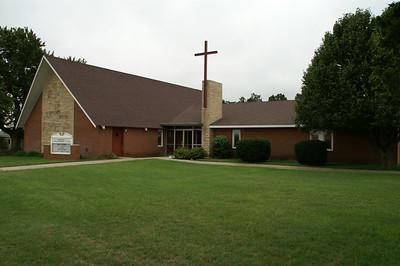 Ebenezer church northwest of Lyons