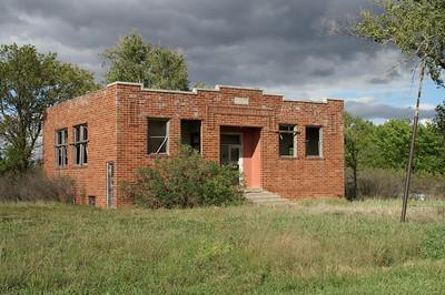 District 88 school building near Frederick