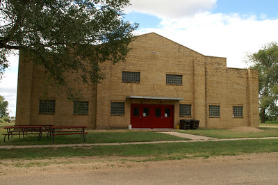 Auditorium in Raymond
