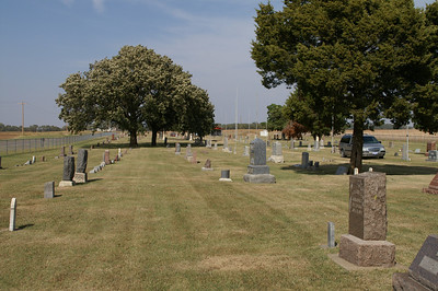 Neola Cemetery - southeast Stafford County