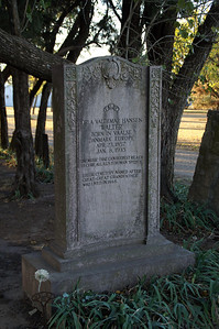 Memorial to the Danish emigrants buried at Lollik Cemetery - Southeast Sumner County