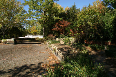 Bartlett Arboretum in Belle Plaine - Sumner County