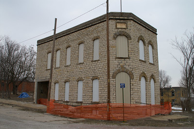 Former Odd Fellows Lodge in Fulton