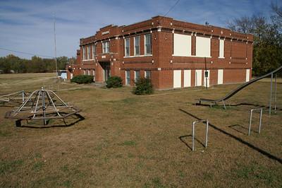Former school in Cedar Point
