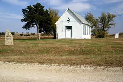 Belknap Community church - northern Chautauqua County