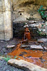 Historic Chautauqua Springs in town of Chautauqua