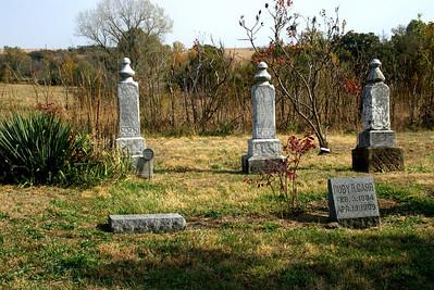 Cloverdale Cemetery - western Chautauqua County