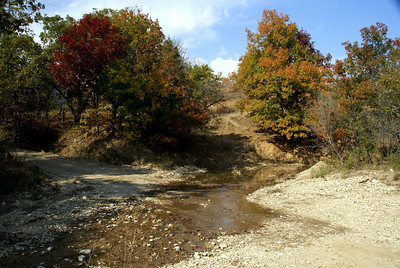 Squaw Creek - western Chautauqua County