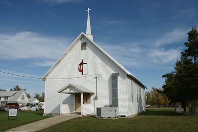 Methodist Church in Melrose