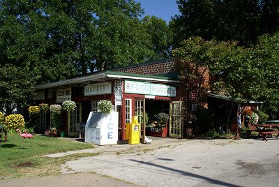 Eisler Brothers store in Riverton. On US Route 66 since 1922