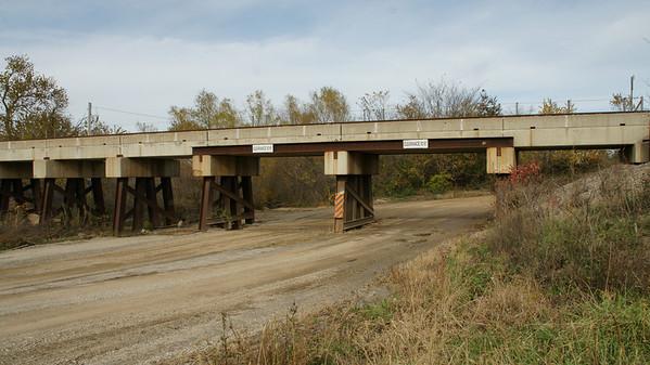 BNSF overpass near Neutral
