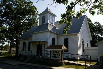 Friends church in Lowell
