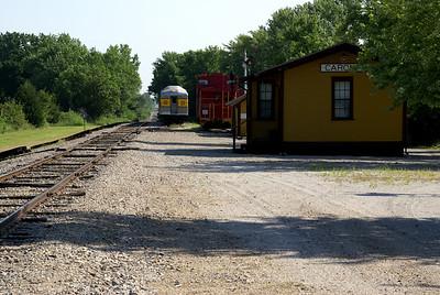 Depot at Carona