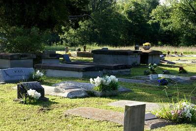 McKee Cemetery - western Cherokee County