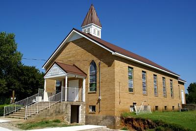 Baptist Church in Lawton