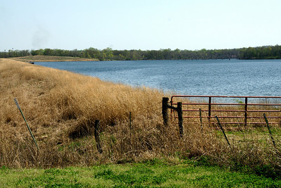 Bone Creek Reservoir - northeast Crawford County