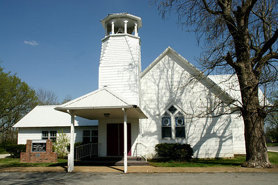 United Methodist church in Farlington