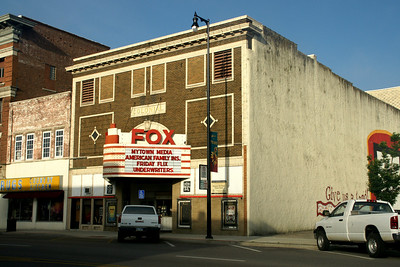 Fox Theater - downtown Pittsburg