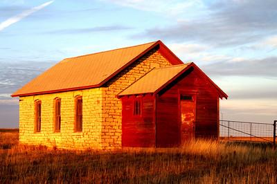 Ivanpah School - western Greenwood County