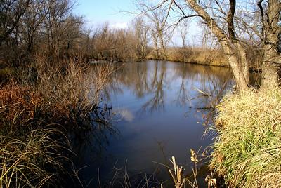 West Creek - eastern Greenwood County
