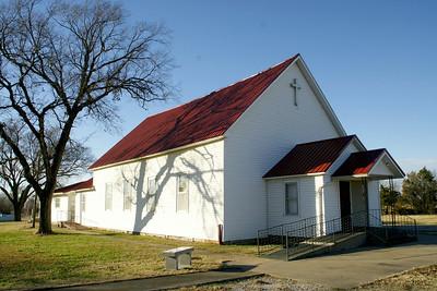 Methodist church in Angola
