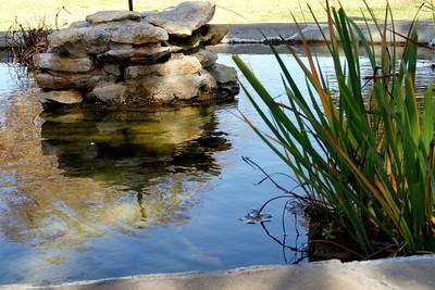 Pool in Riverside Park in Oswego