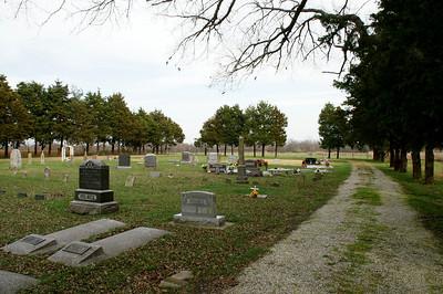 Holmes Cemetery near Prescott