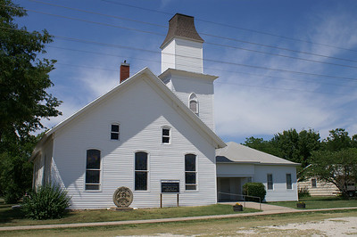Presbyterian church in Americus