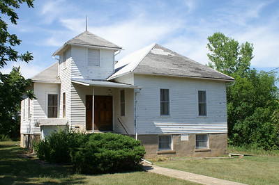 Methodist Church in Bushong