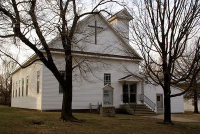 Methodist Church in the town of Sycamore