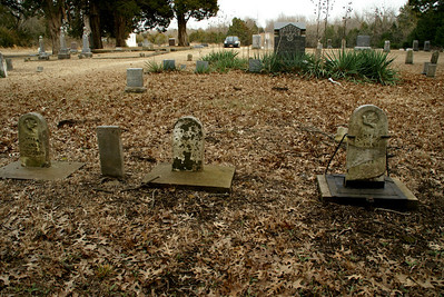 Choteau Cemetery - northeast Montgomery County