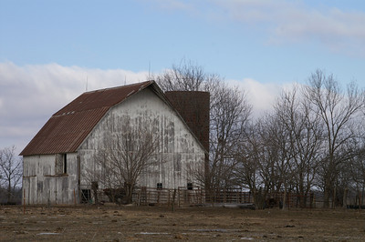 Barn in northwest Neosho County