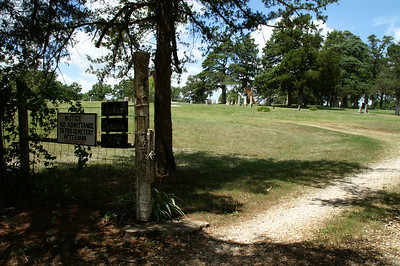 Jackson Cemetery near New Albany